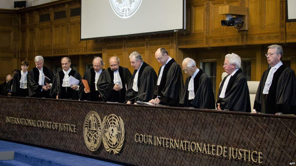 Peter Lee - 3. ICJ